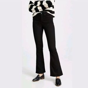 NWT Blank NYC The Waverly High Rise Flare Jeans 28